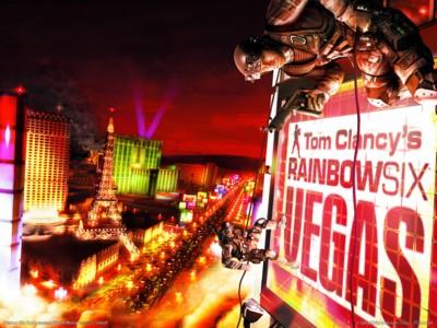 Rainbow six vegas poster GW11426