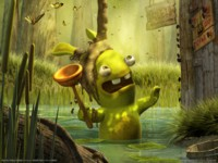 Rayman raving rabbids 2 picture GW11433