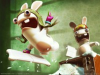 Rayman raving rabbids tv party picture GW11438