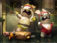 Rayman raving rabbids tv party picture GW11442