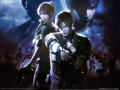 Resident evil the darkside chronicles poster GW11469