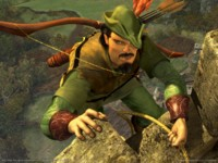 Robin hood the legend of sherwood picture GW11499