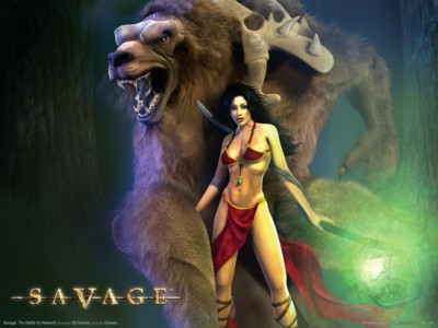 Savage the battle for newerth poster GW11515