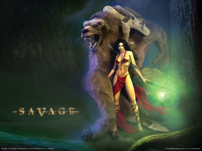 Savage the battle for newerth poster GW11517