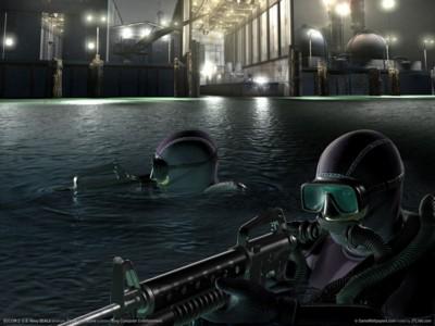 Socom 2 us navy seals poster GW11558