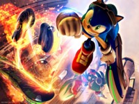 Sonic riders zero gravity picture GW11568
