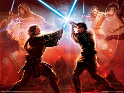 Star wars episode iii revenge of the sith poster GW11594