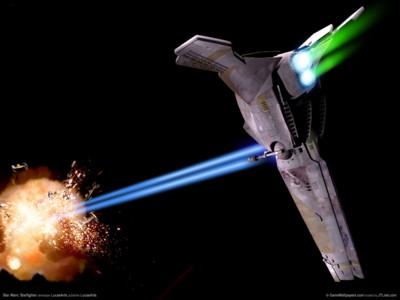 Star wars starfighter poster GW11608