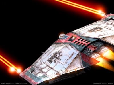 Star wars starfighter poster GW11609