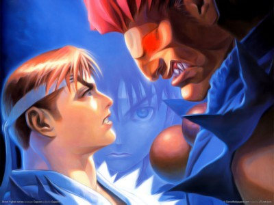 Street fighter series poster GW11625