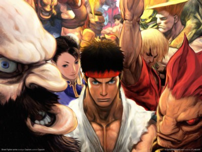 Street fighter series poster GW11627