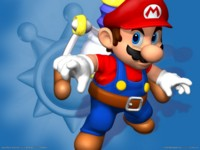 Super mario sunshine picture GW11643