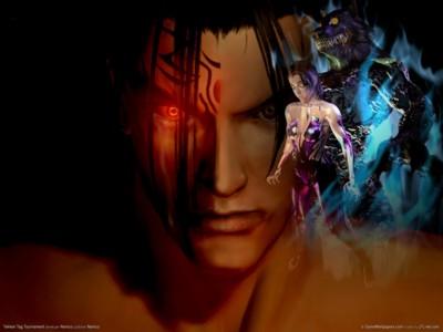 Tekken tag tournament poster GW11668