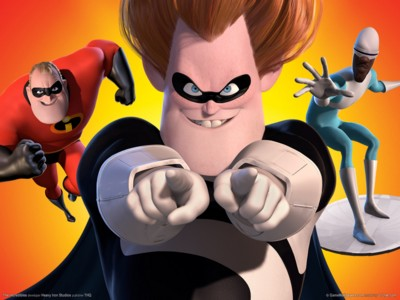 The incredibles poster GW11706