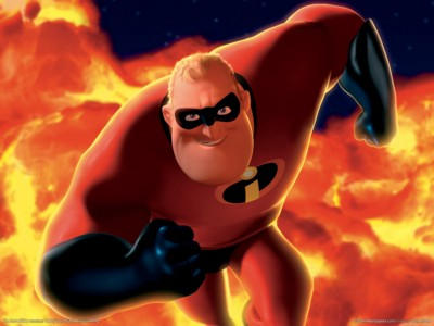 The incredibles poster GW11707