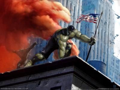 The incredible hulk poster GW11708