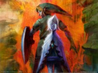 The legend of zelda picture GW11713