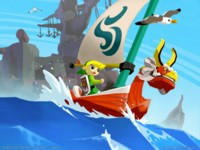 The legend of zelda the wind waker picture GW11714