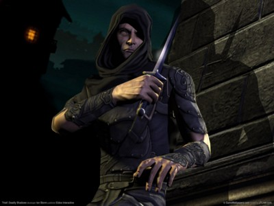 Thief deadly shadows poster GW11751
