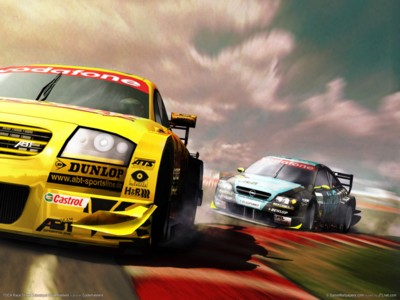 Toca race driver 2 poster GW11766