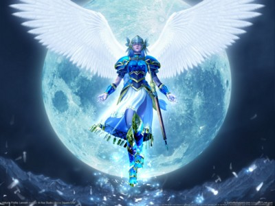 Valkyrie profile lenneth poster GW11827
