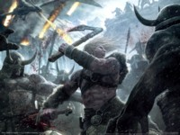 Viking battle for asgard picture GW11834