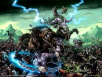 Warcraft 3 reign of chaos picture GW11843