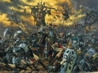 Warhammer mark of chaos - battle march picture GW11862