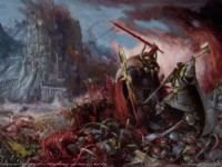Warhammer mark of chaos - battle march picture GW11863