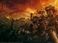 Warhammer mark of chaos picture GW11865