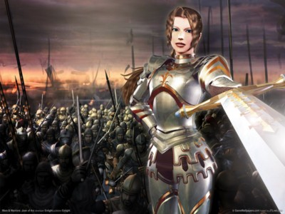 Wars and warriors joan of arc poster GW11871