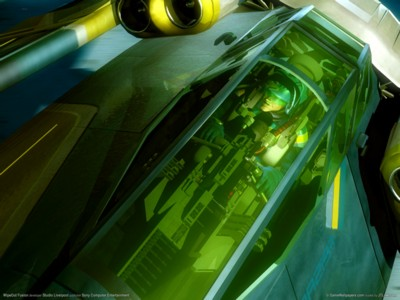 Wipeout fusion poster GW11885