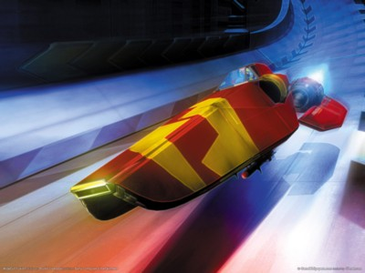 Wipeout fusion poster GW11886