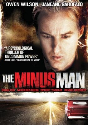 The Minus Man movie poster (1999) poster MOV_000002ba