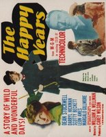 The Happy Years movie poster (1950) picture MOV_0003e22c