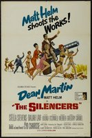 The Silencers movie poster (1966) picture MOV_0007d157