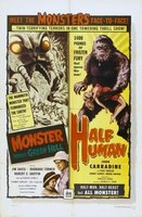 Half Human: The Story of the Abominable Snowman movie poster (1958) picture MOV_0008ed0c