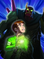 Ben 10: Ultimate Alien movie poster (2010) picture MOV_000d682d