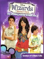 Wizards of Waverly Place movie poster (2007) picture MOV_000dc302