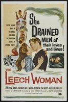The Leech Woman movie poster (1960) picture MOV_00130bfd