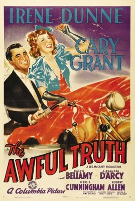 The Awful Truth movie poster (1937) poster MOV_0013dc09