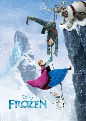 Frozen movie poster (2013) poster MOV_0014355b