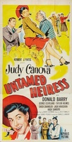 Untamed Heiress movie poster (1954) picture MOV_00168da5