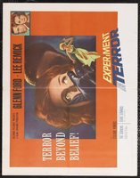 Experiment in Terror movie poster (1962) picture MOV_0019aac3