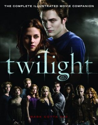 Twilight movie poster (2008) poster MOV_001b4ba1