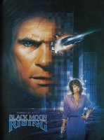 Black Moon Rising movie poster (1986) picture MOV_001d132a
