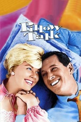 Pillow Talk movie poster (1959) poster MOV_001e10a8