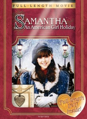 Samantha: An American Girl Holiday movie poster (2004) poster MOV_002549cf