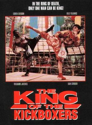 The King of the Kickboxers movie poster (1991) poster MOV_002f9884