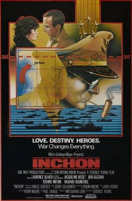 Inchon movie poster (1981) poster MOV_00307568